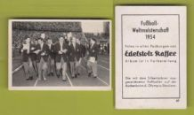 West Germany Players Parading 49